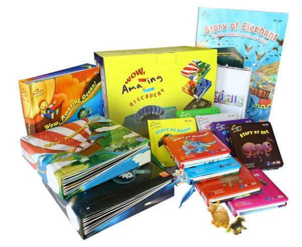 Wow Amazing Series Buku Anak Best Seller