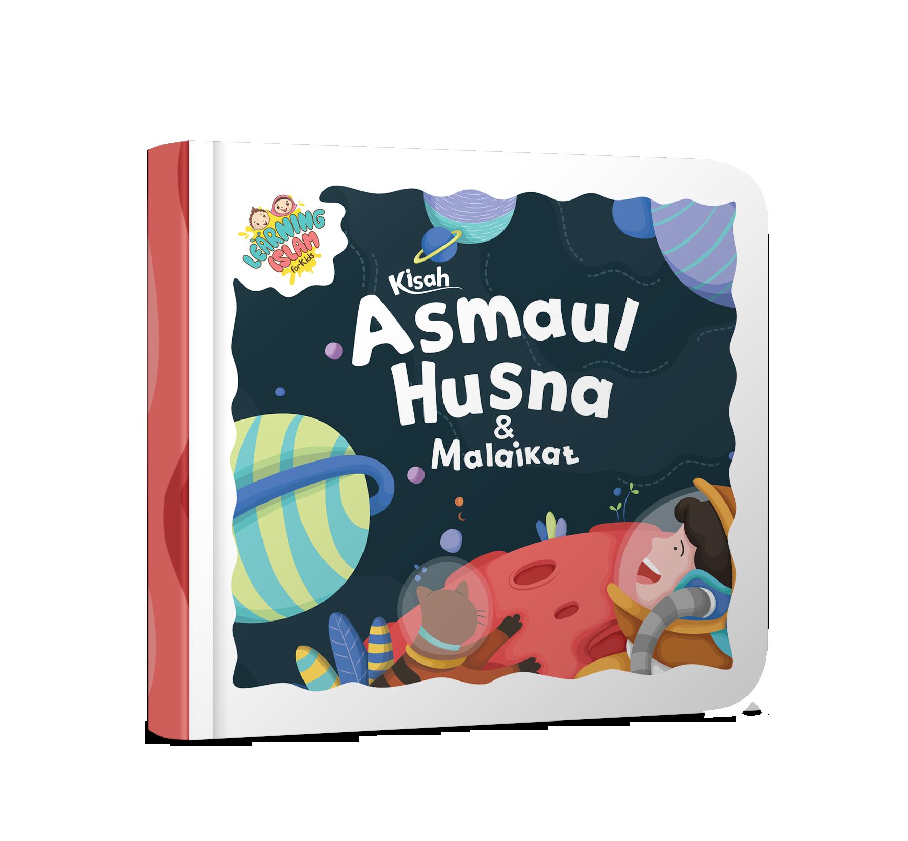 Asmaul Husna Malaikat